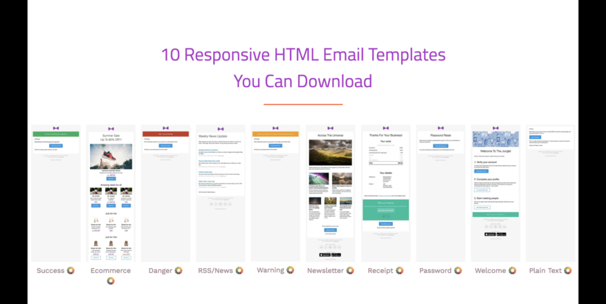 Making High Quality Html Email Templates Easy For Everyone Behind