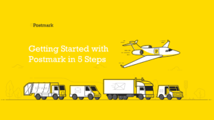 Getting Started With Postmark in 5 Steps