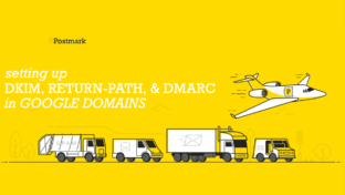 Setting Up DKIM, Custom Return-Path, & DMARC In Google Domains