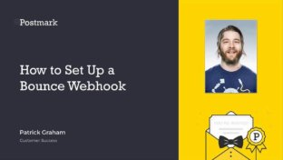 How to Set Up a Bounce Webhook